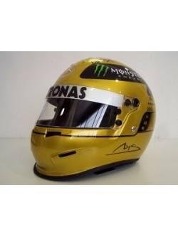 Réplica casco Schumacher