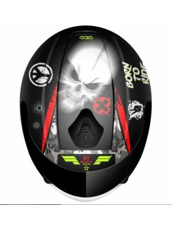Casco MT Thunder Kid Sniper Matt