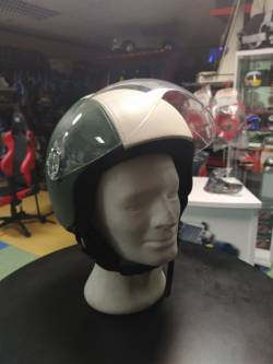 Casco Mt Retro Leather italian