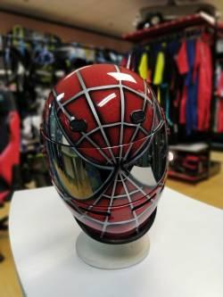 Casco Replica Spiderman