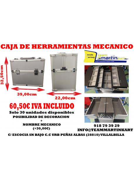 Caja de herramientas para mecanico