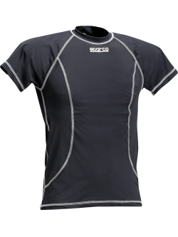 Camiseta Sparco BASIC manga corta