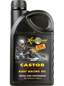 Aceite Xeramic castor evolution 2T Kart Racing