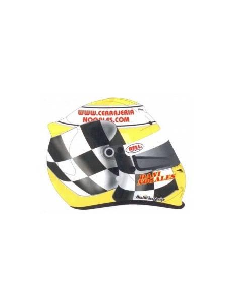 Personalización de un casco.