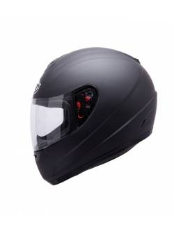 Casco MT Thunder Kid Solid Matt Black