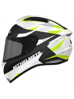 Casco MT TARGO ENJOY D3 Gloss Pearl Fluor Yellow