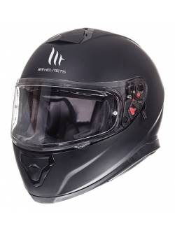 Casco MT Thunder 3 SV Solid Matt Black