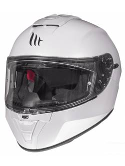 Casco MT Blade 2 SV Solid A0 Gloss Pearl White