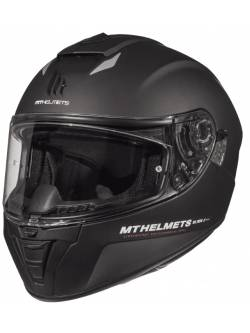 Casco MT Blade 2 SV Solid A1 Matt Black