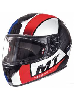 Casco MT Rapide Overtake D3 Gloss Pearl Blue