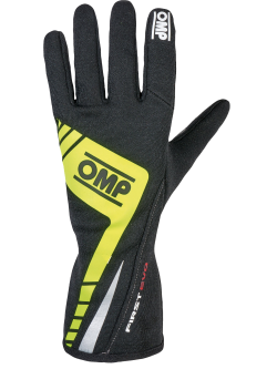 Guantes Automovilismo OMP First Evo