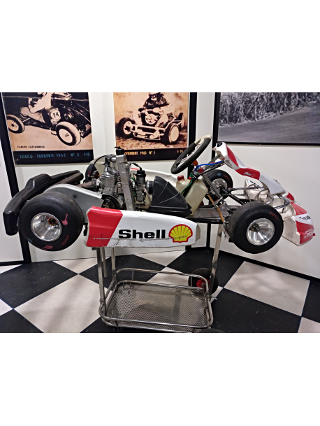 Kart Robert Kubica Rotax Micro Max