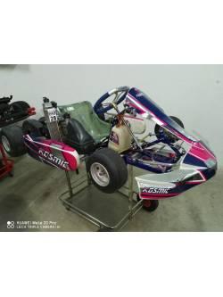 Kart Kosmic Rotax Micro Max