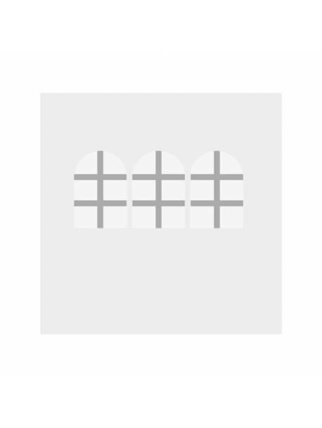 Lateral con Ventana Inglesa 3 Metros Force Carpas 3x2