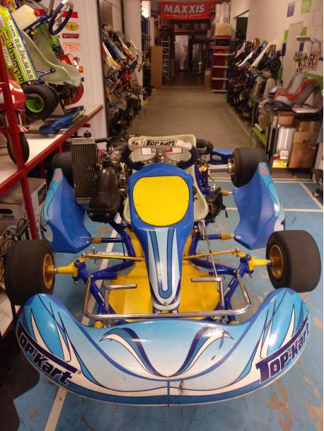 TOP KART ROTAX JUNIOR