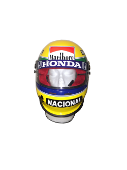 Casco Réplica Senna