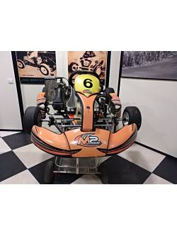 KART CRG HERO 950MM - ROTAX MINI MAX