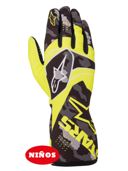 Guantes Alpines Tech 1-KX V2