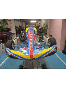 KART FA ROOKIE 950mm Puma 85 (Iame Parilla)